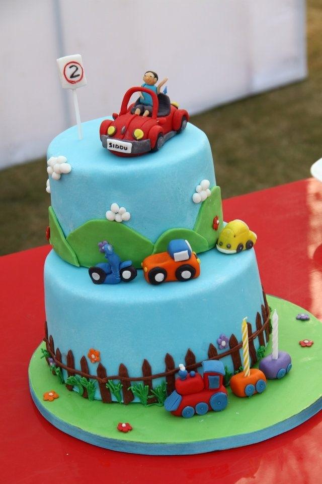 Birthday Cakes For Baby Boys Designs Sgram Son