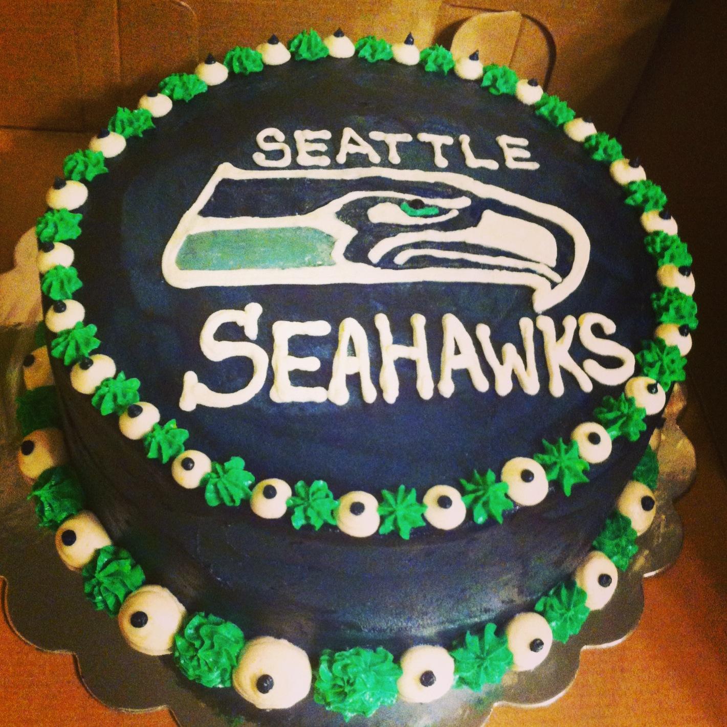 Seattle Birthday Cakes