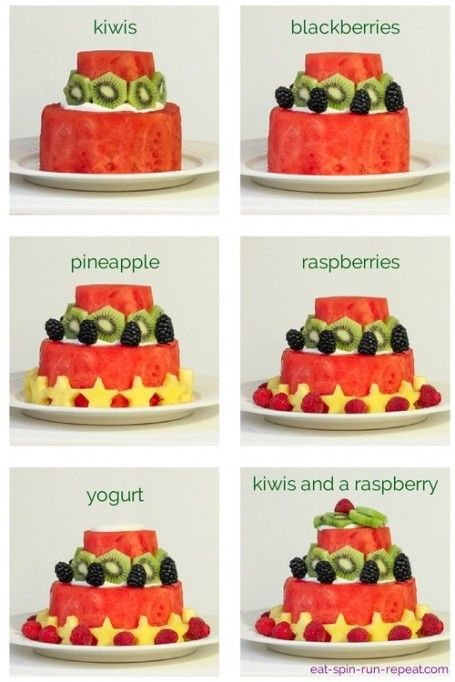 Healthy Wedding Cakes