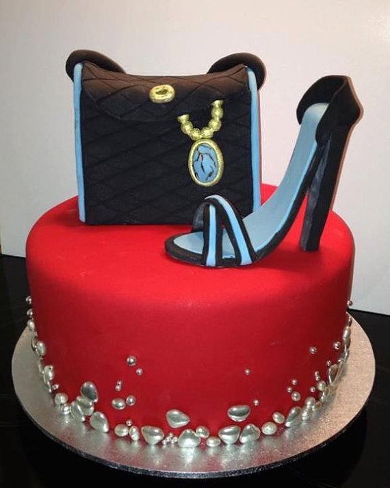 Ladies Birthday Cakes