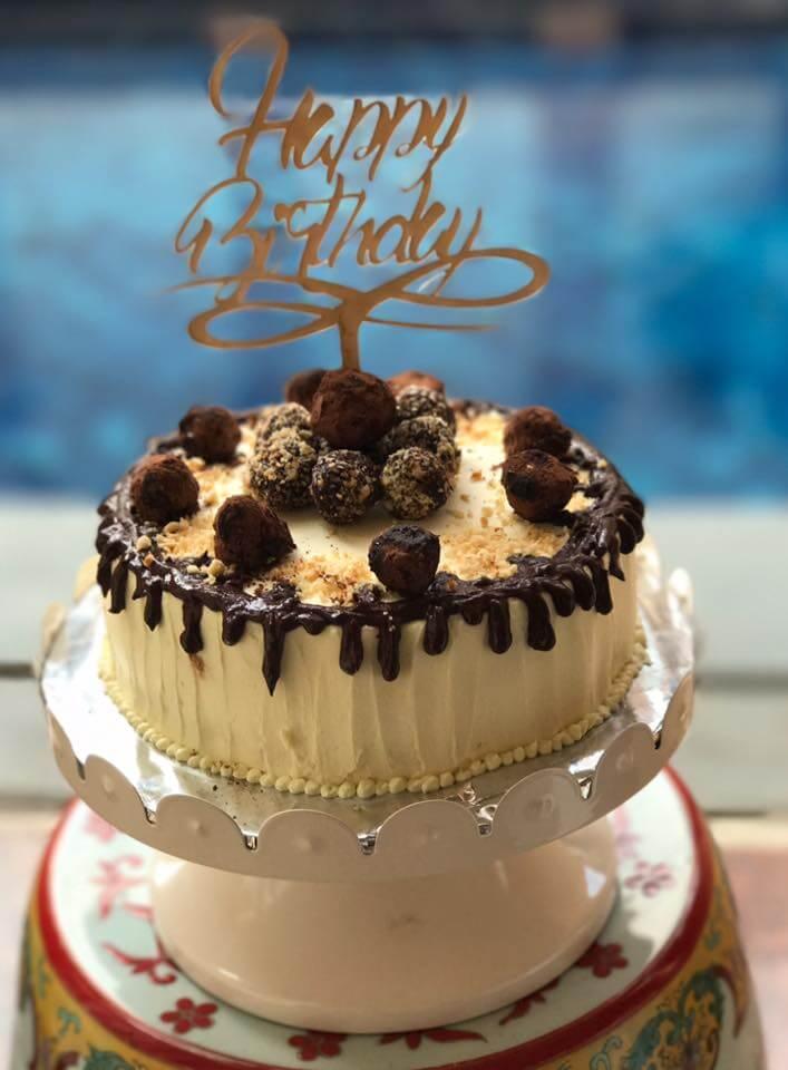Keto Birthday Cakes