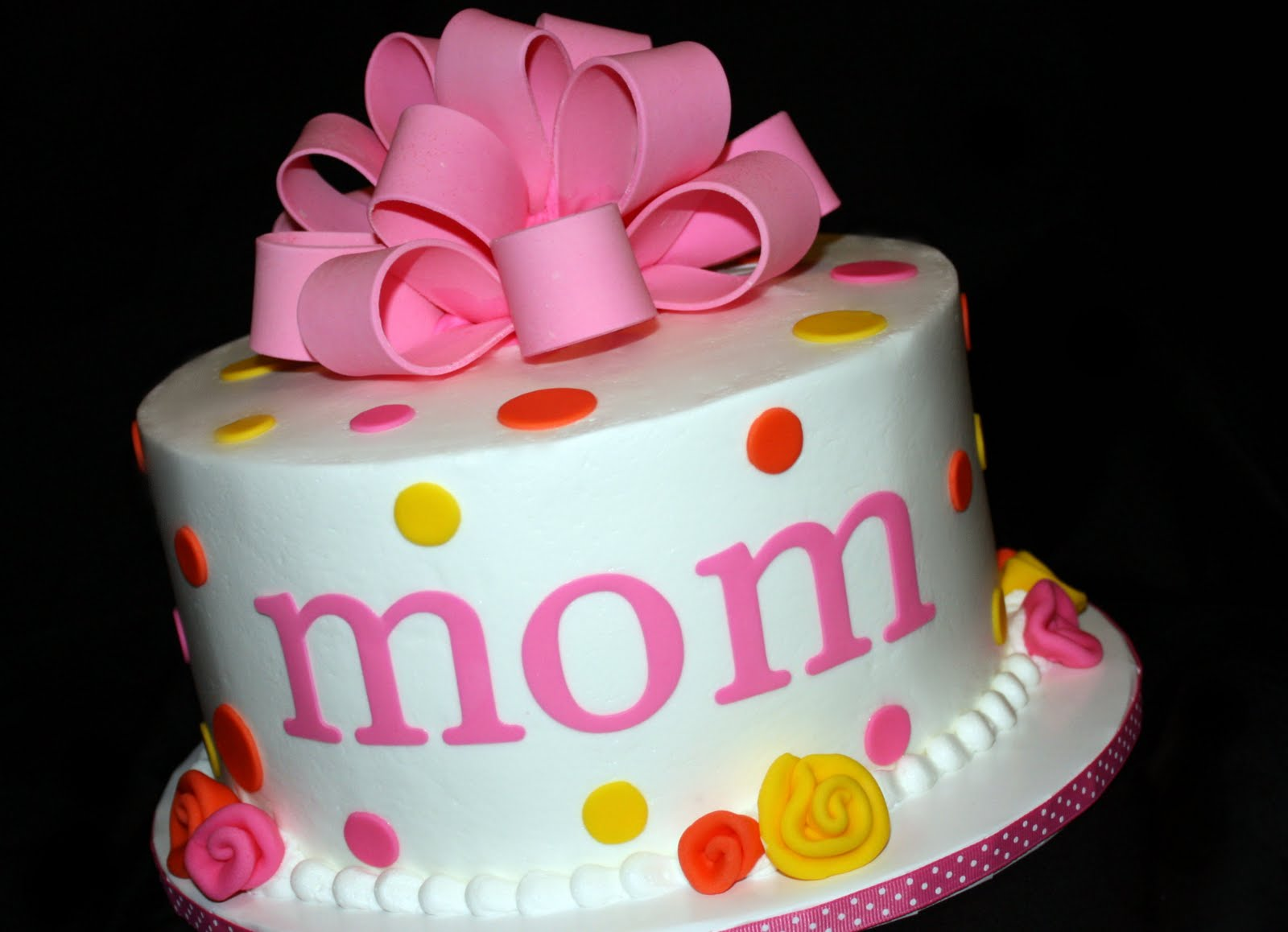Mom Birthday Cakes
