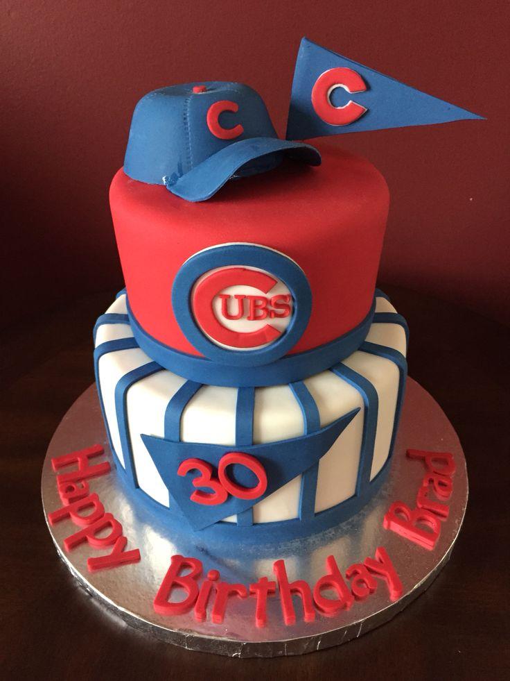 Chicago Birthday Cakes