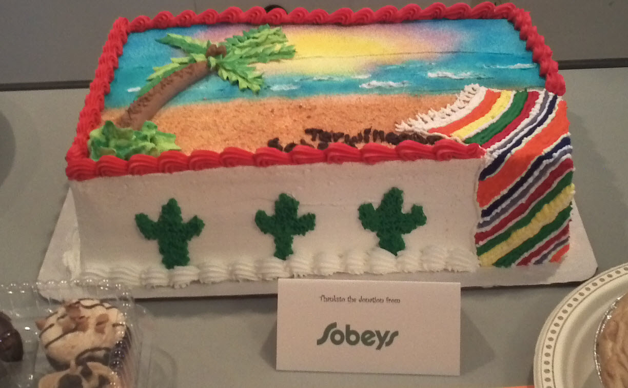 Sobeys Birthday Cakes