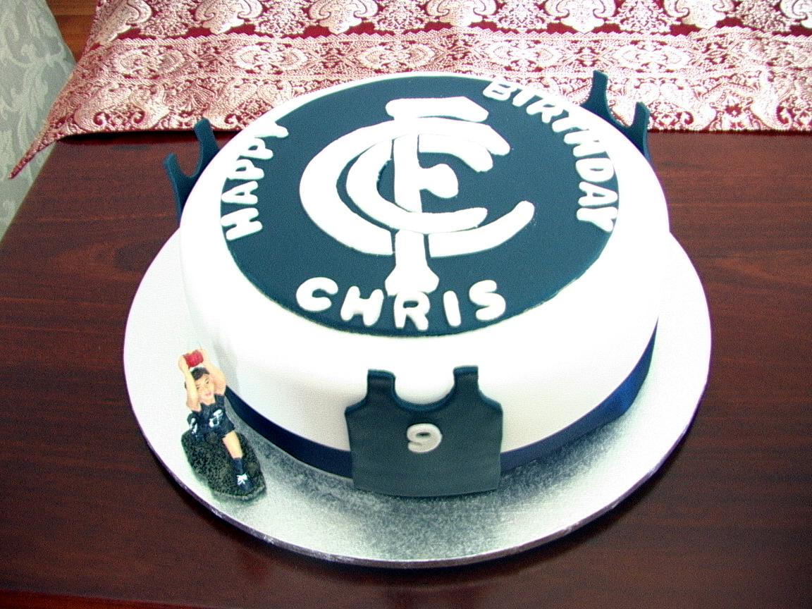Carlton Birthday Cakes