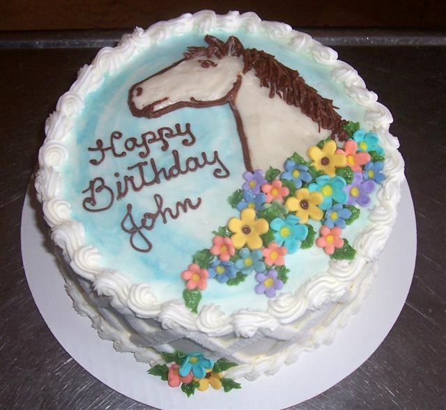 John Birthday Cakes