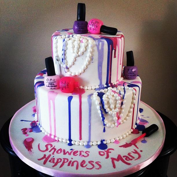 Juicy Desserts Nail Polish Cake Cool But IDK If I