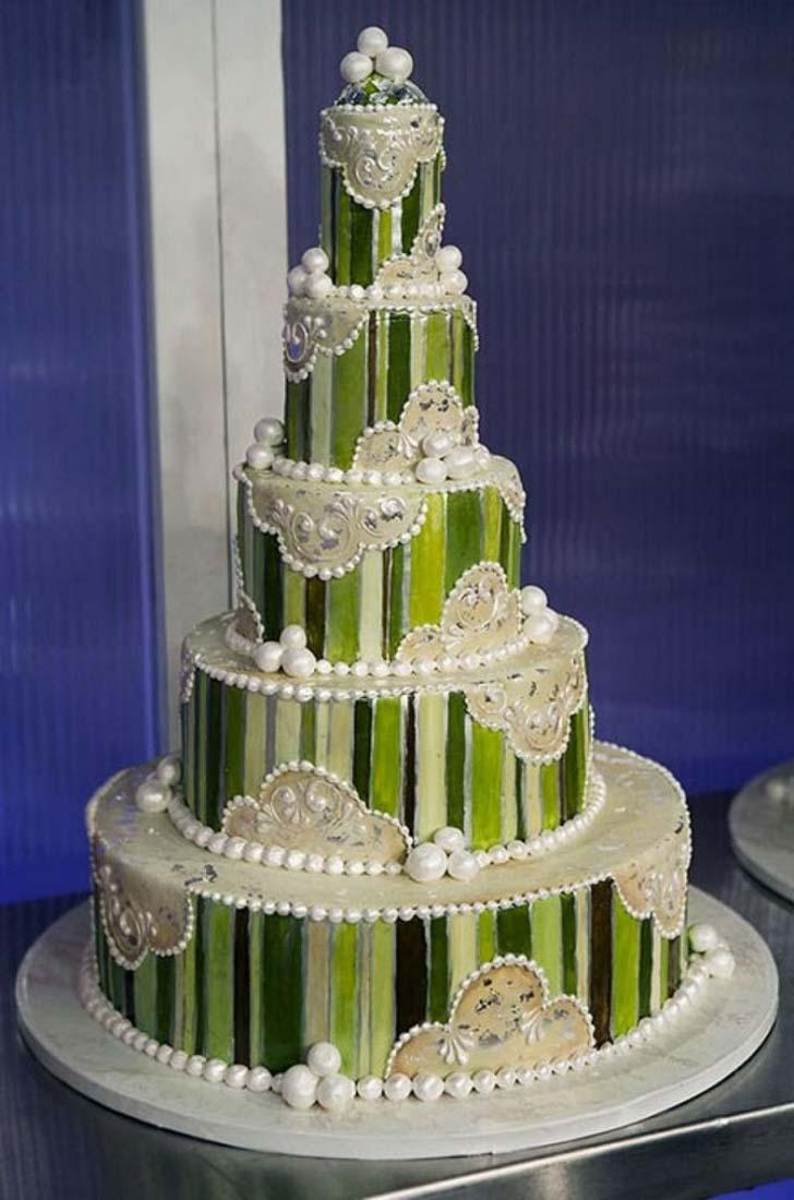Cost Wedding Cakes
