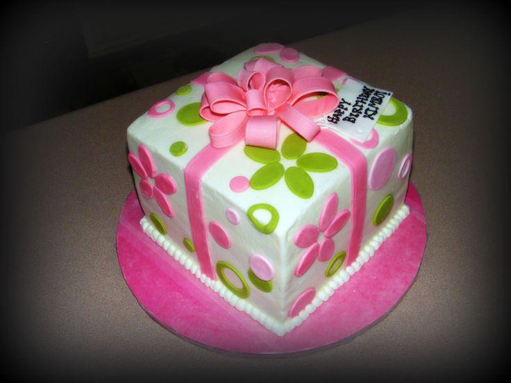 Teen Birthday Cakes