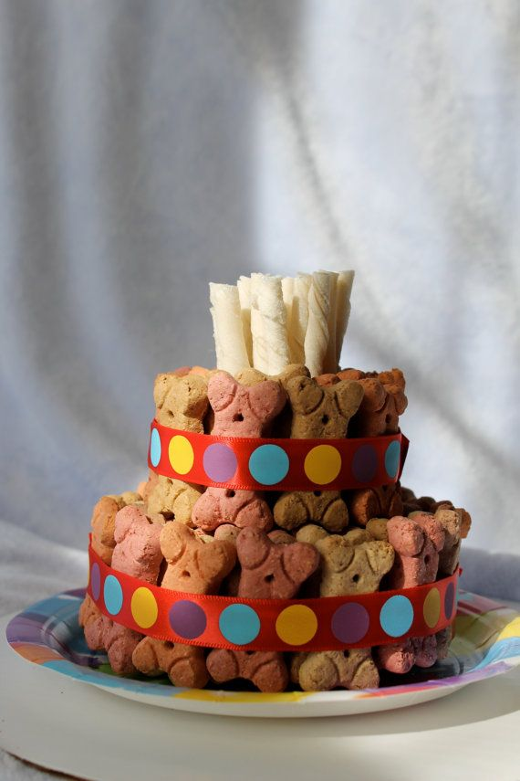 Doggy Birthday Cakes
