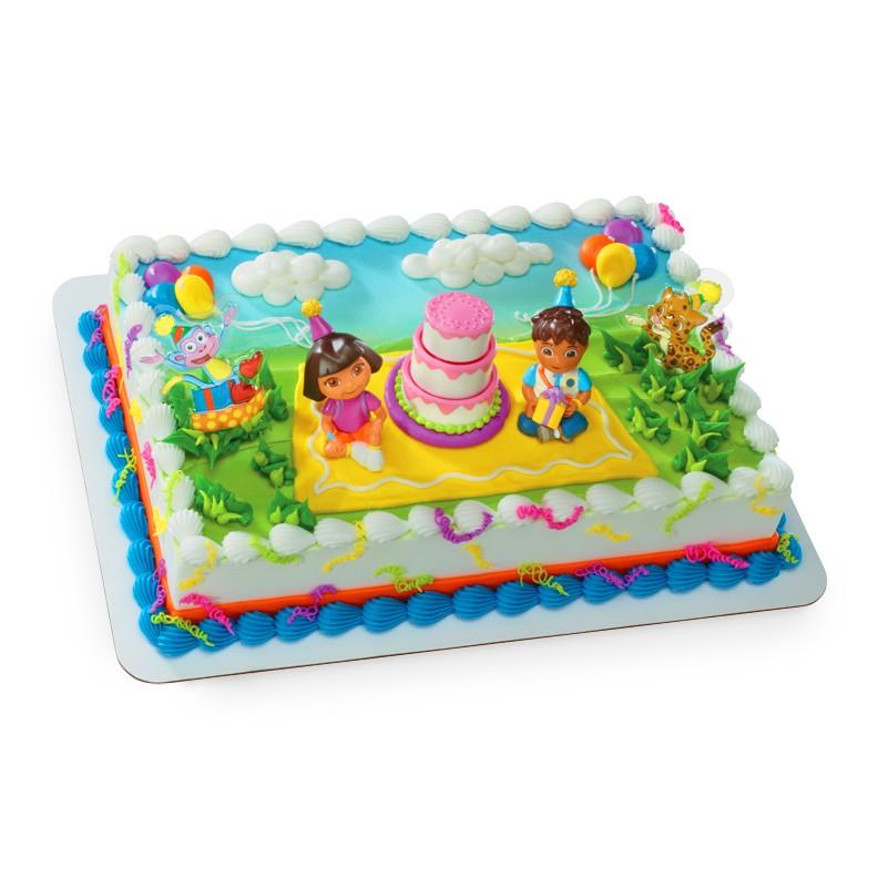 Metro Birthday Cakes