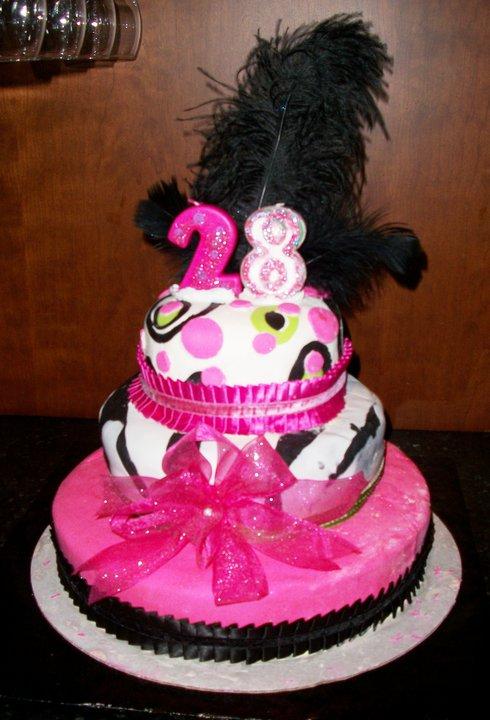 28Th Birthday Cakes