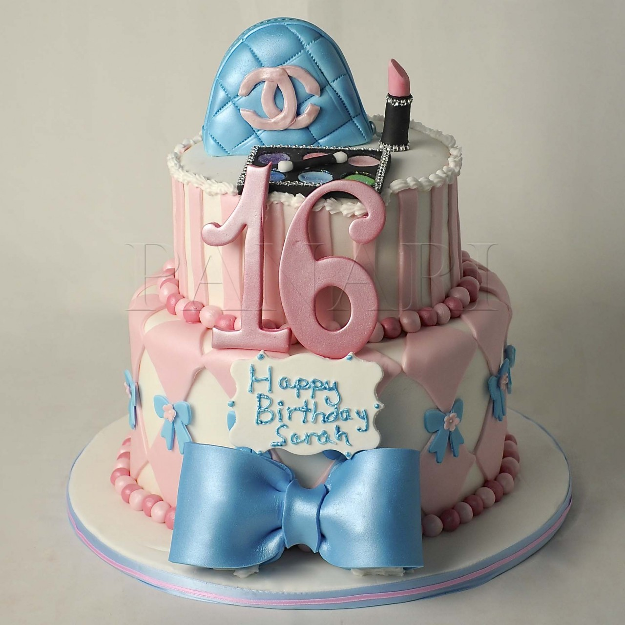 Sixteenth Birthday Cakes