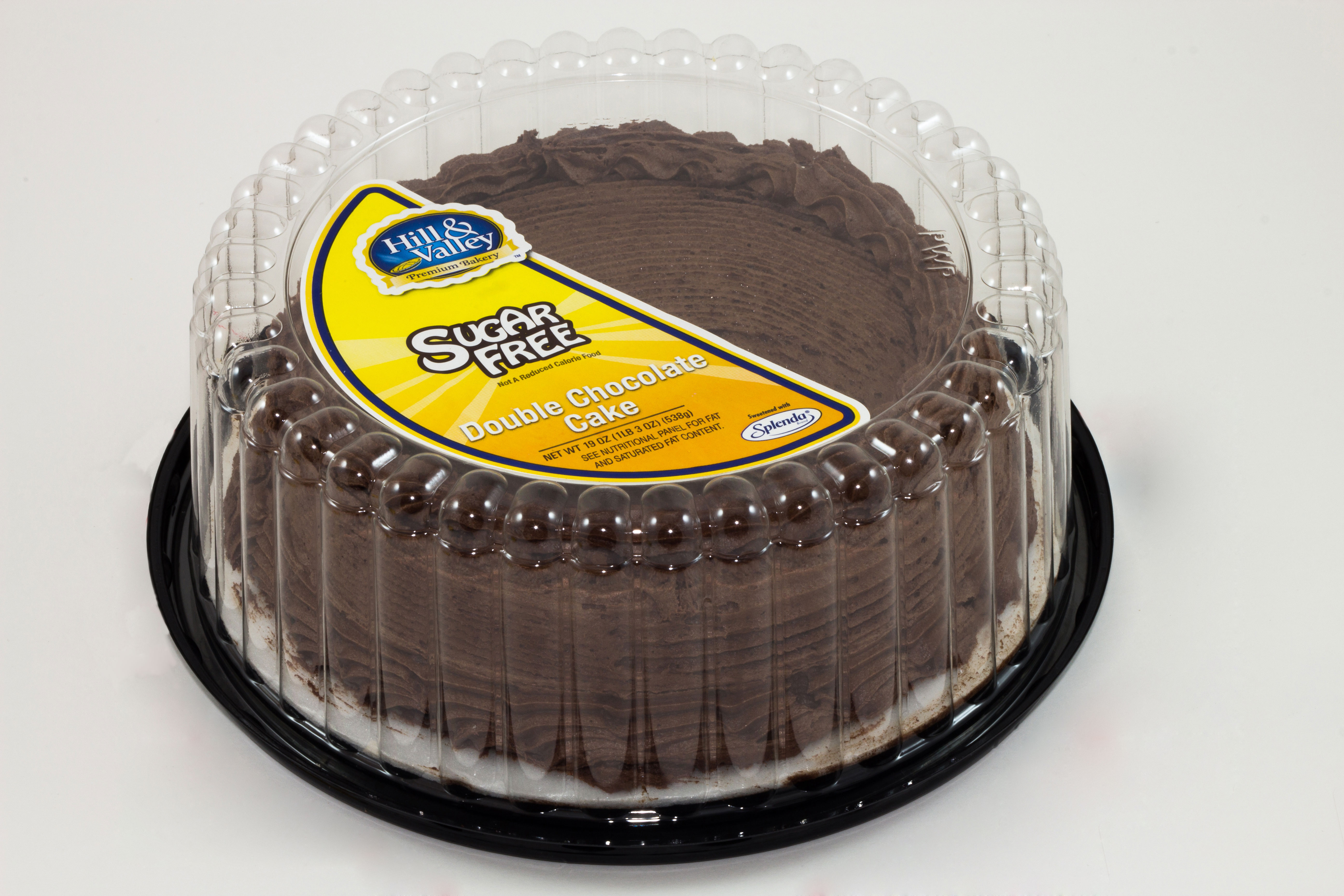 Sugarless Birthday Cakes