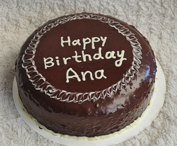 Ana Birthday Cakes