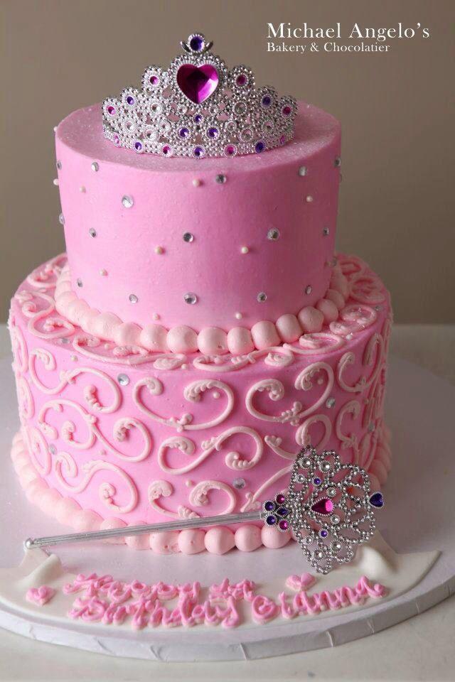 Princes Birthday Cakes