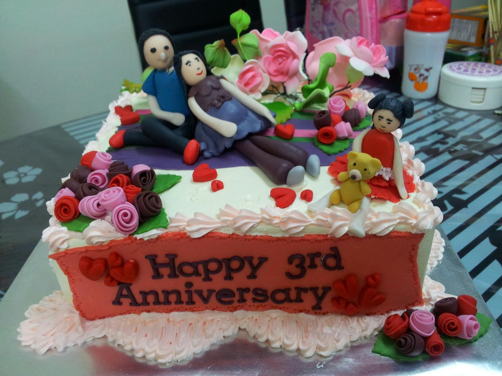 Cake Ideas For 40th Wedding Anniversary The Cake Boutique