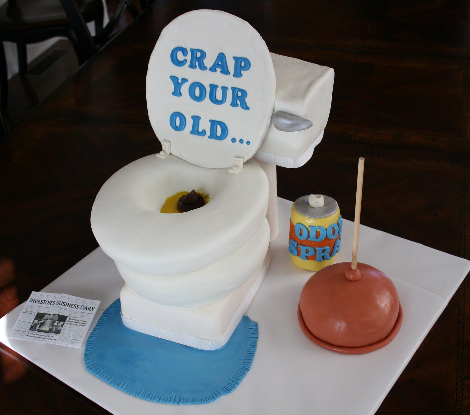 Funny Anniversary Cakes