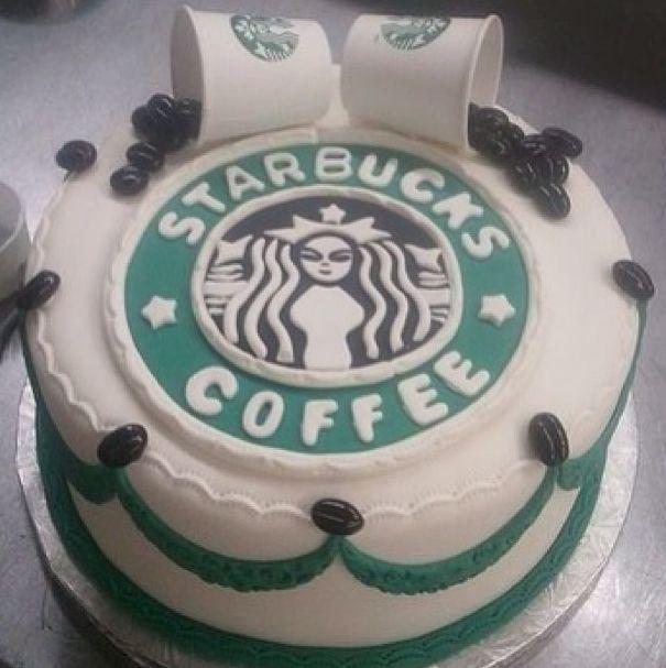 Starbucks Birthday Cakes
