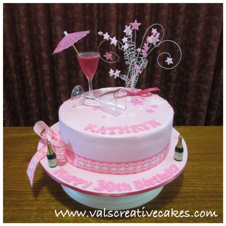 Drink Birthday Cakes