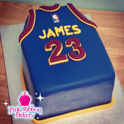 Lebron Birthday Cakes