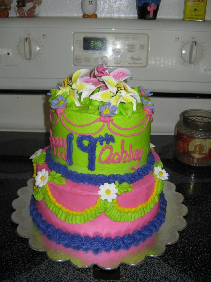 19th Birthday Cakes