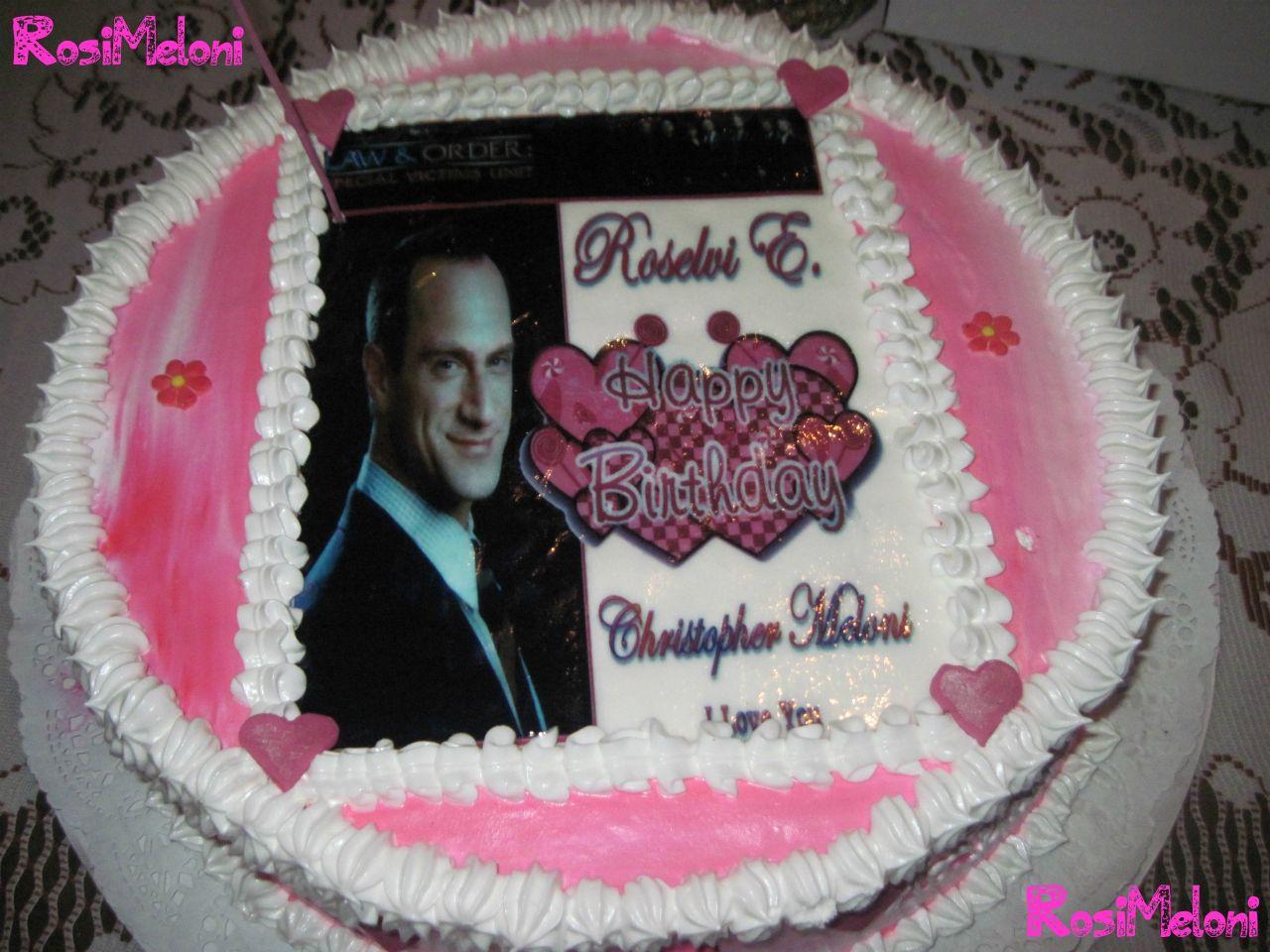 Order Birthday Cakes