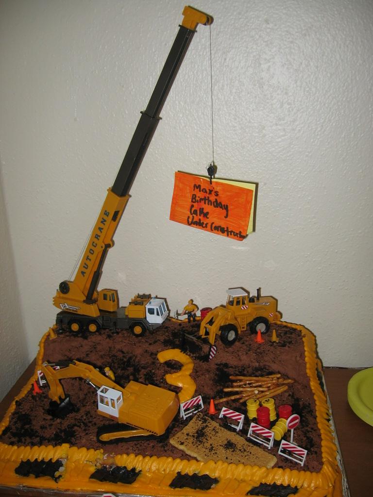 Crane Birthday Cakes