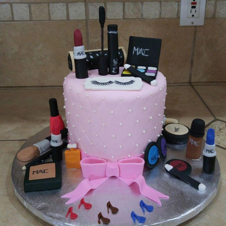 cosmetic birthday cakes .