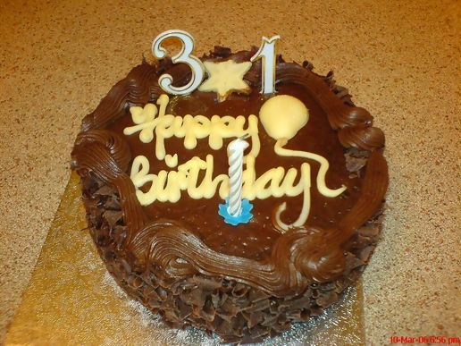 31st Birthday Cake Images Happy