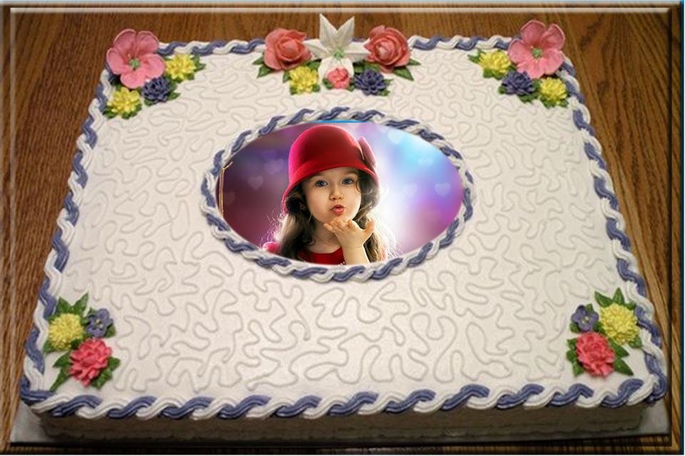 Frame Birthday Cakes