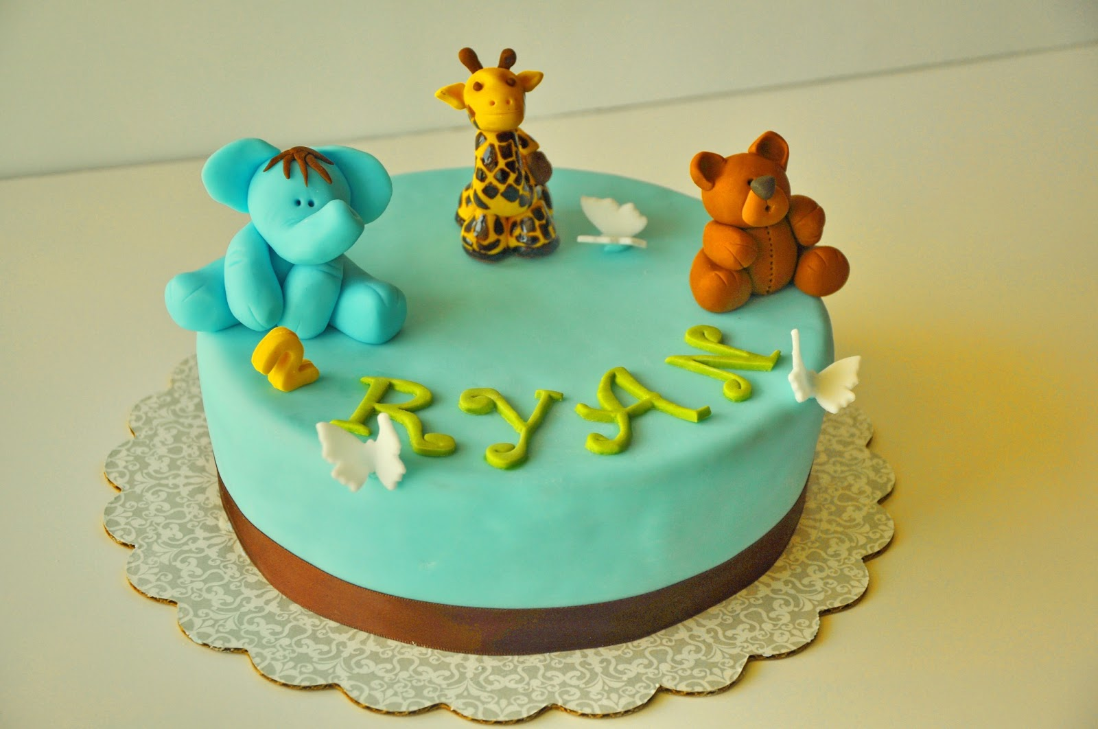 Birthday Cake Ideas For 2 Year Old Boy The Cake Boutique