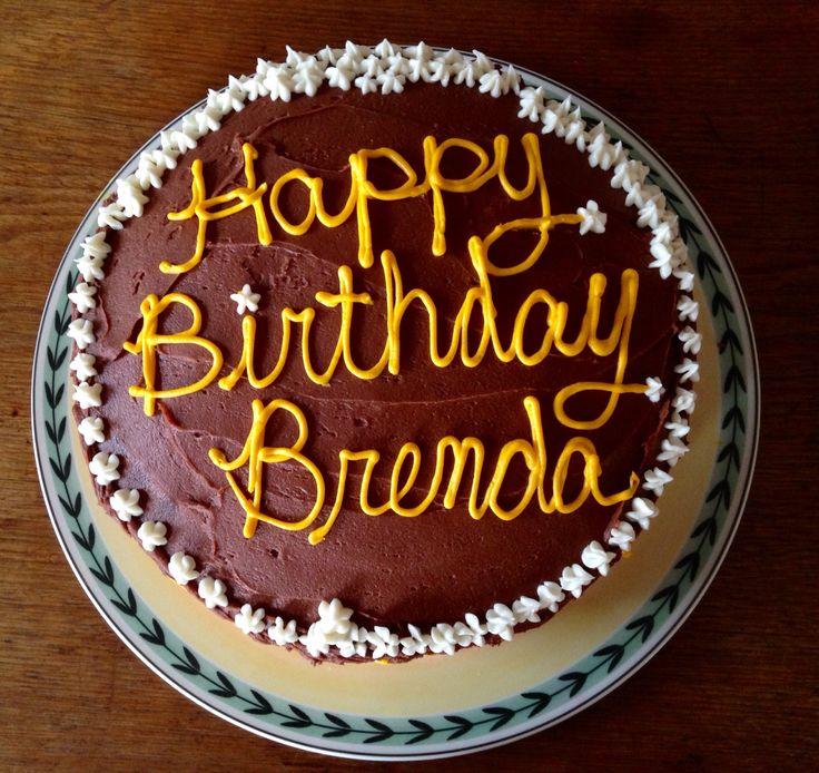 Brenda Birthday Cakes