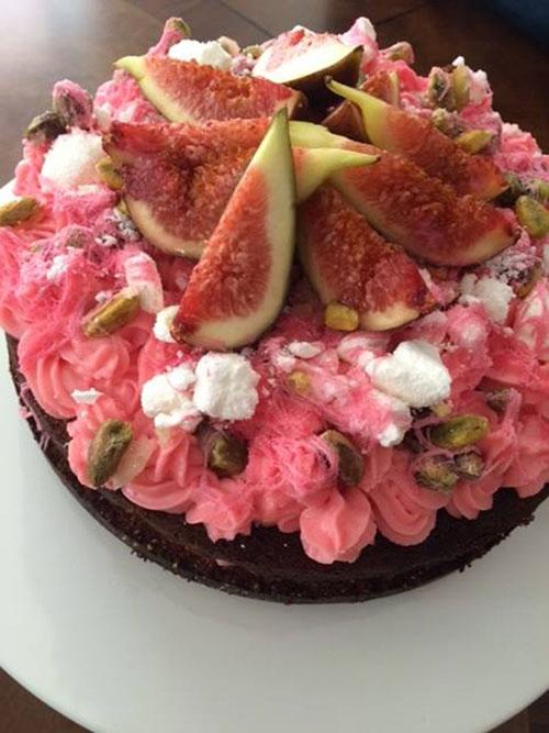 Iranian Birthday Cakes