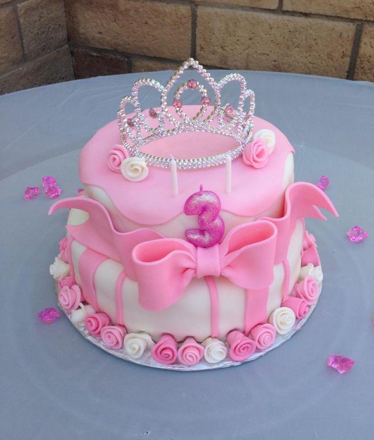 Princesses Birthday Cakes