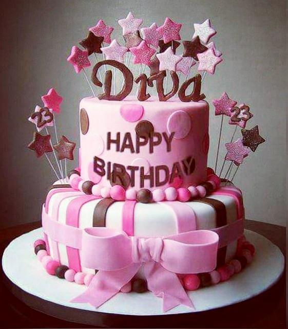 Birthday Images For Women Best Elegant Cakes