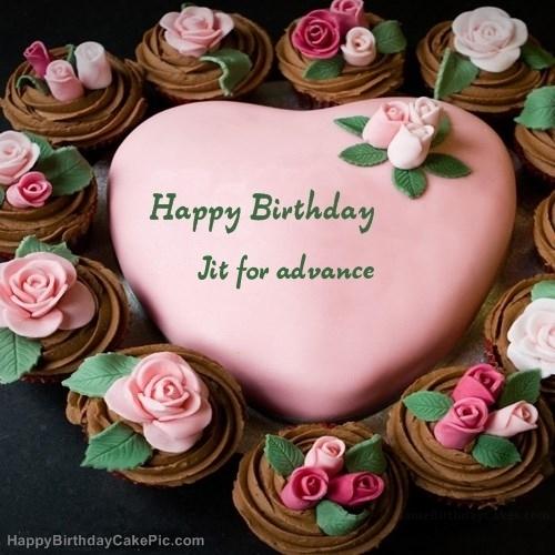 Advance Birthday Cakes