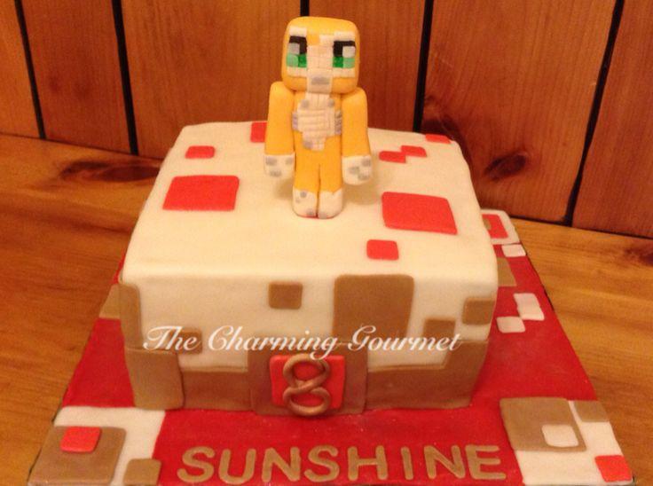 Stampylongnose Birthday Cakes