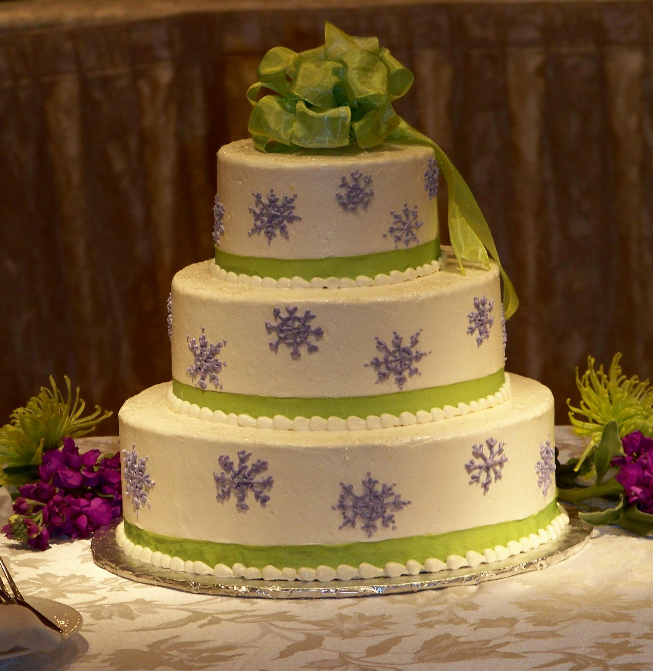 Vegan Wedding Cakes