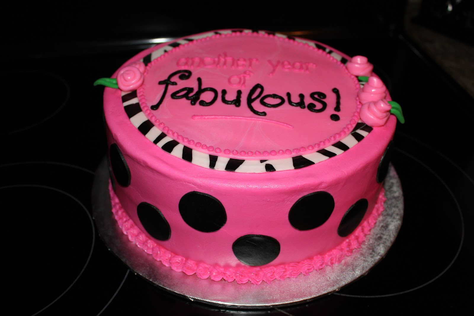 Fabolous Birthday Cakes