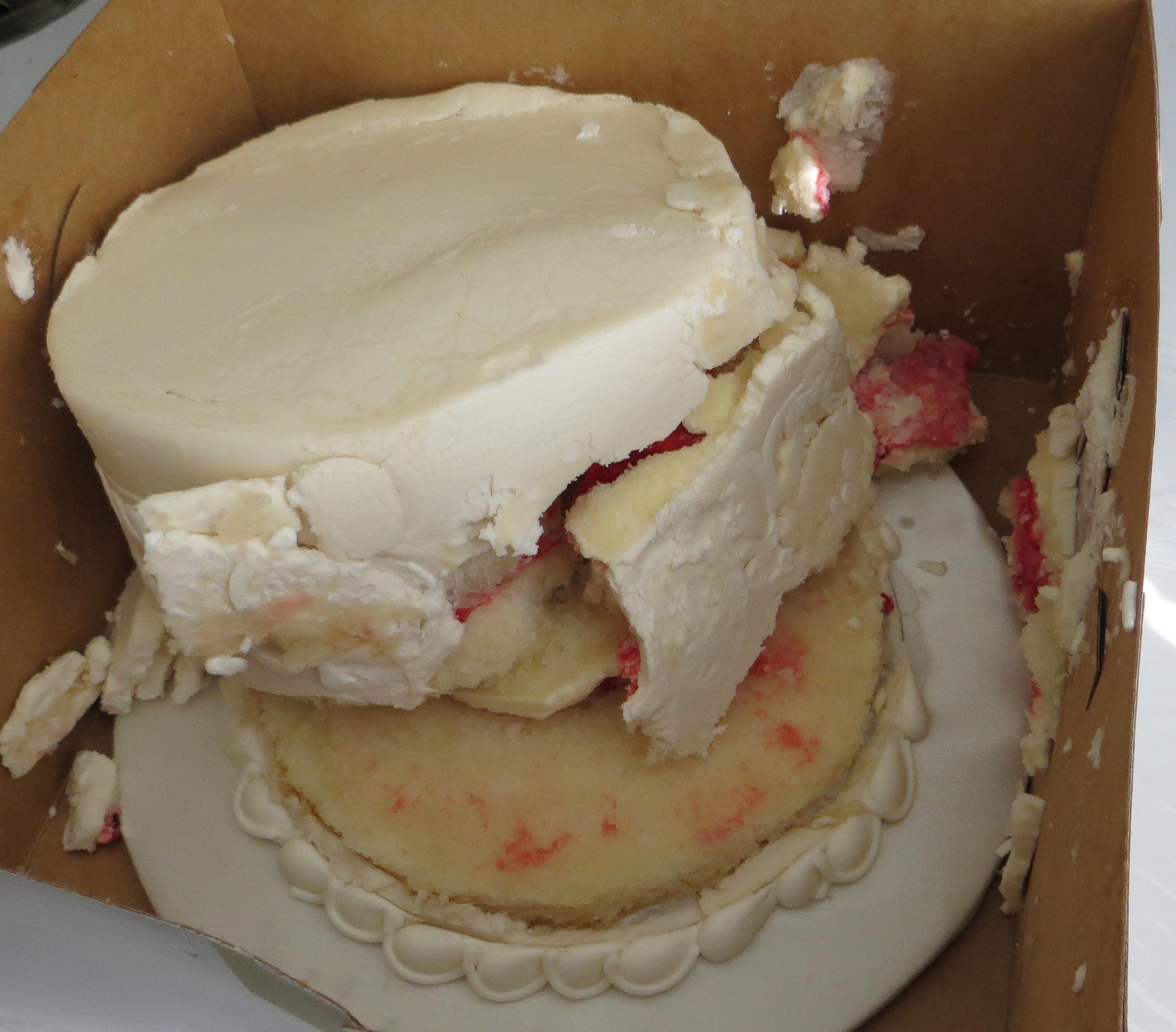 Ruined Birthday Cakes