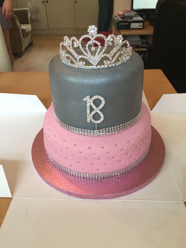 97 Birthday Cake 18 Years Old