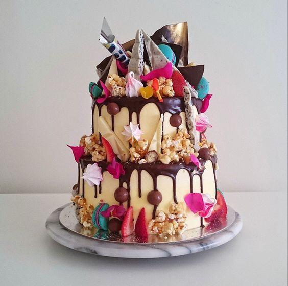 Zehrs Wedding Flowers: Sydney Birthday Cakes