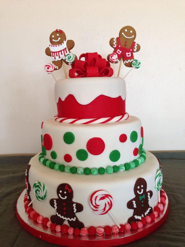 fun festive christmas birthday cake great cakes