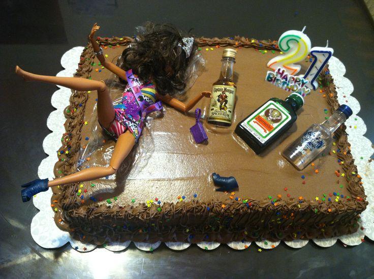 Funniest Birthday Cakes