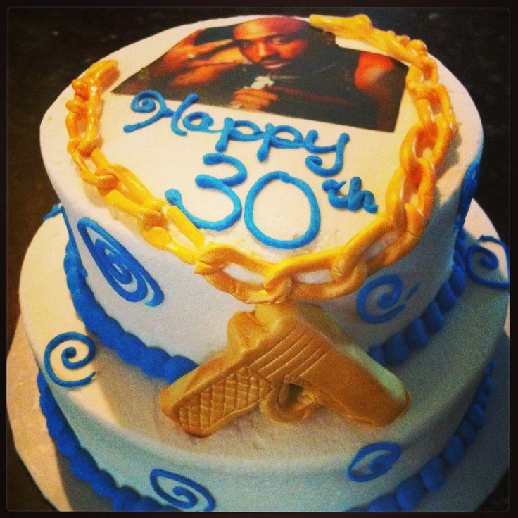 Tupac Birthday Cakes