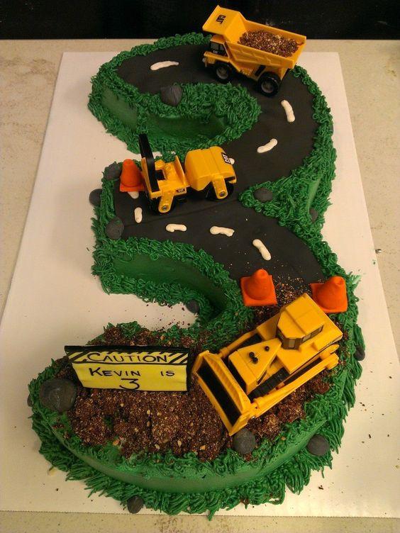 3Rd Birthday Cakes