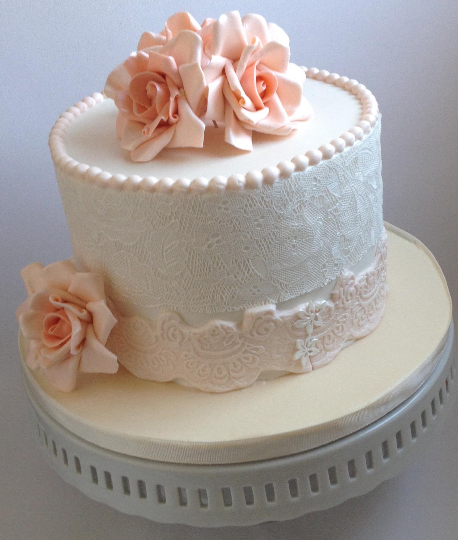 Pretty Birthday Cakes