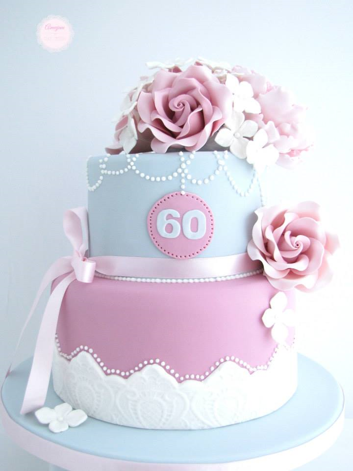 Sixty Birthday Cakes