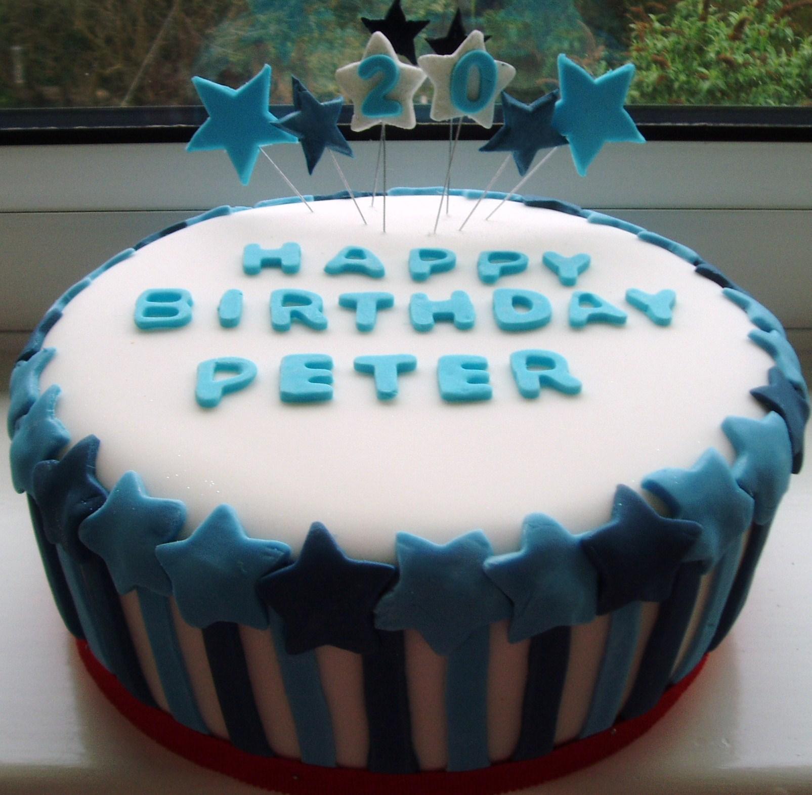 20th Birthday Cake Quotes